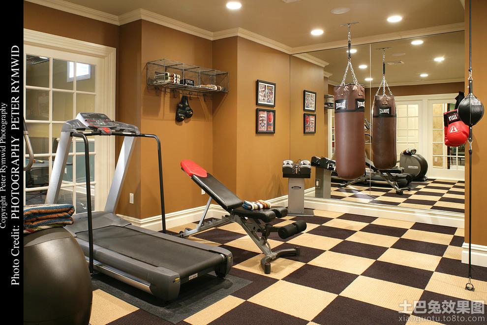 2013家庭健身房装修效果图片装修效果图_第3张 - 家居