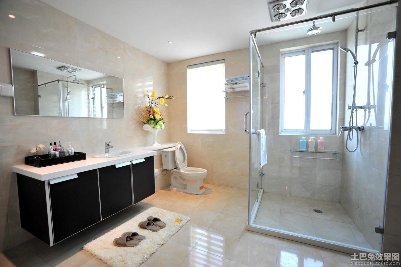 10平米家庭卫生间装修效果图装修效果图 第5张 家居图库 九正家居网
