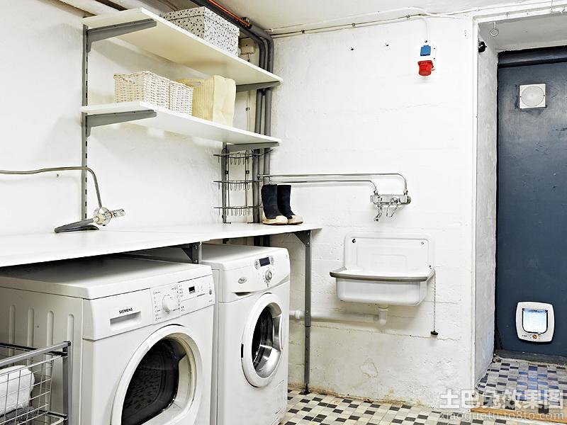 家庭洗衣房装修效果图 5 8高清图片