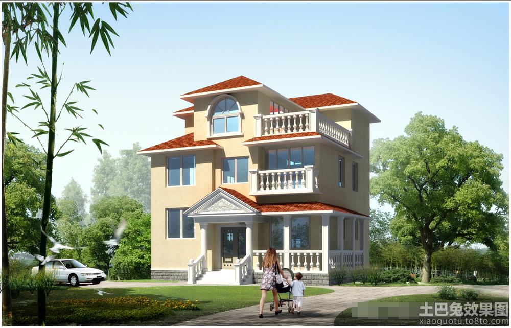 两层半房子设计效果图装修效果图