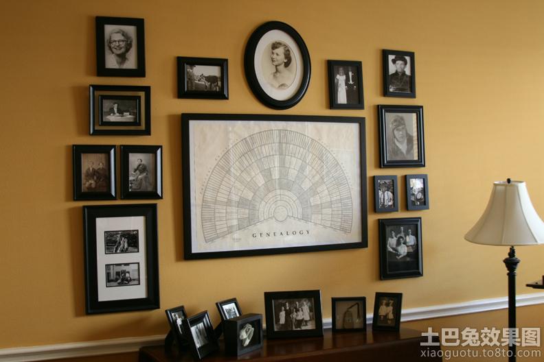 照片墙设计装修效果图装修效果图_第11张 - 家居图库