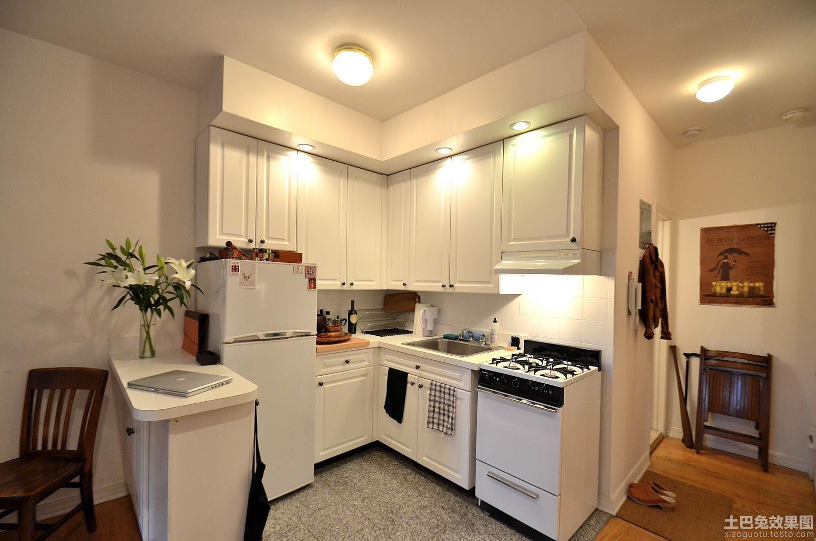 开放式小厨房效果图装修效果图_第2张 - 家居图库图片