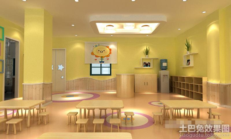 最新幼儿园教室布置图片2014 (3/8)