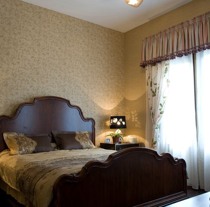混搭卧室简装修效果图欣赏
