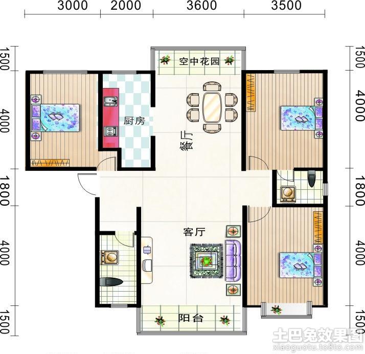 150平方房子设计图图片