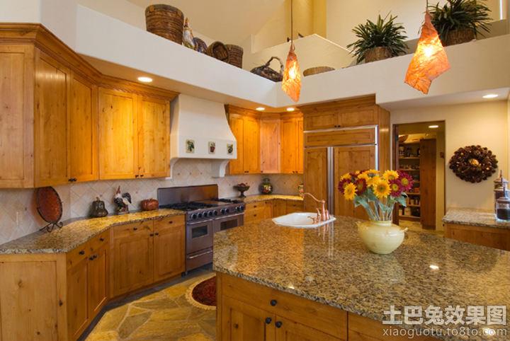 开放式厨房设计装修