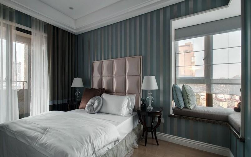 混搭欧式卧室装修效果图欣赏