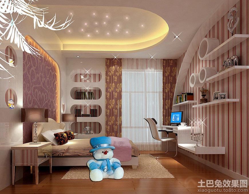 欧式儿童房样板间装修效果图片装修效果图