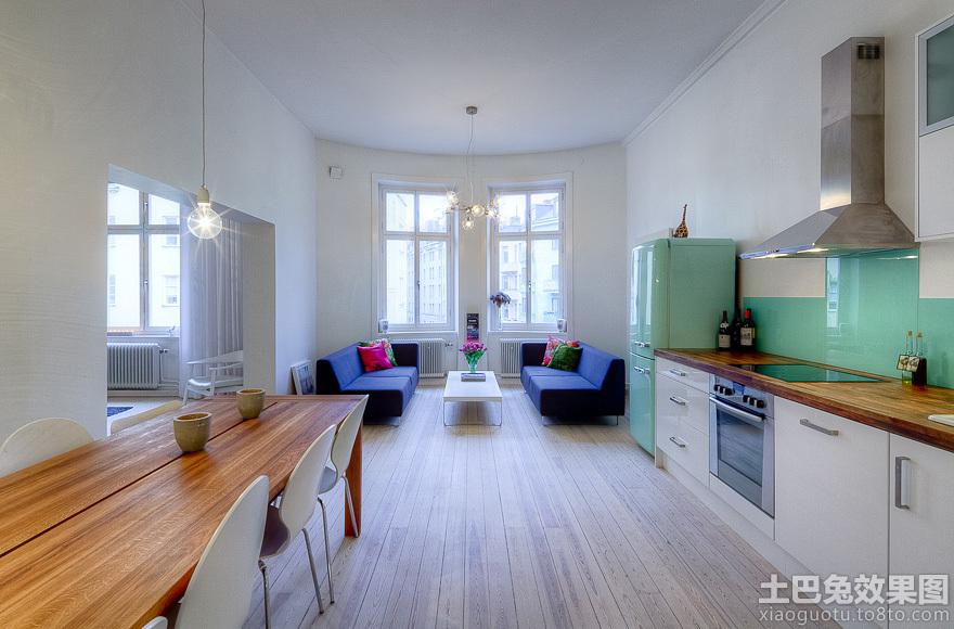 日式简约40平单身公寓设计图