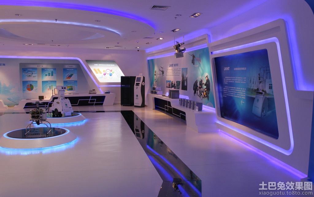 企业展厅装修设计