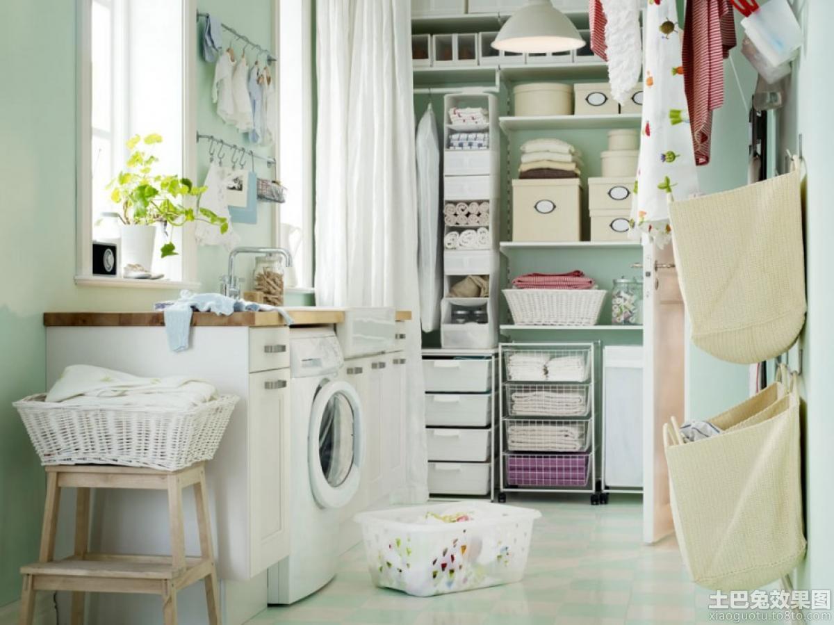 洗衣房设计效果图装修效果图 第2张 家居图库 九正家居网 -洗衣房设计高清图片