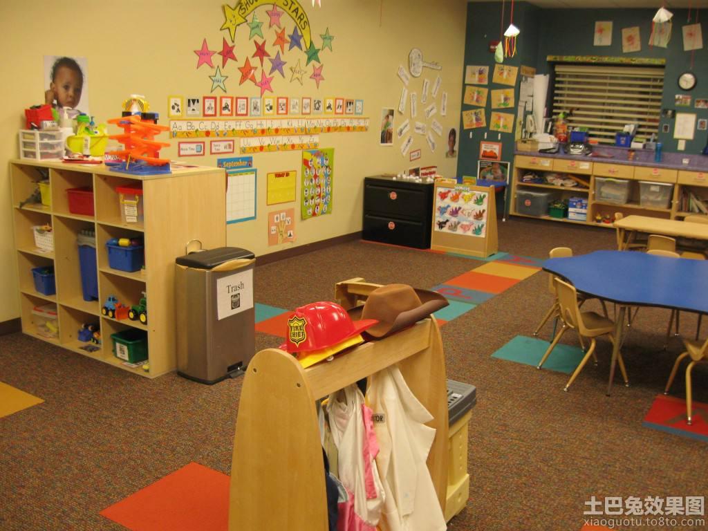 幼儿园环境布置设计 (2/9)