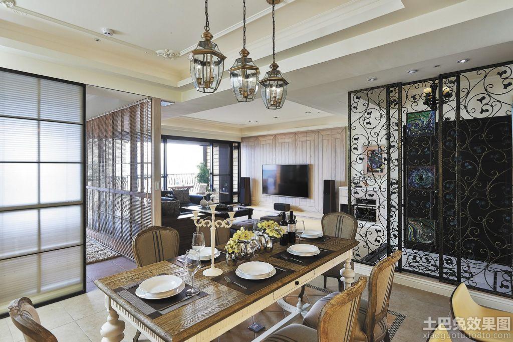 古典欧式风格房子装修效果图装修效果图