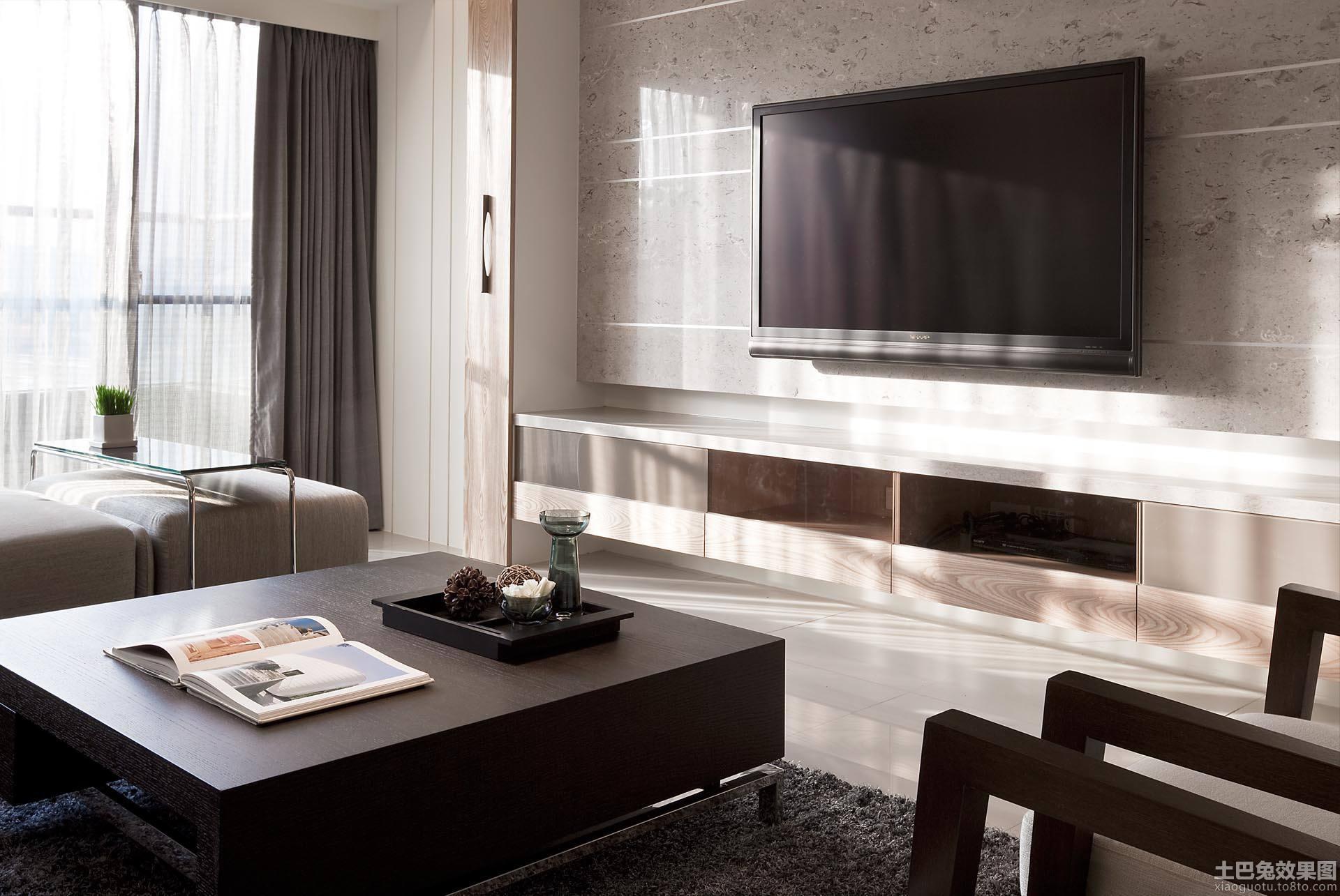 客厅微晶石电视背景墙效果图大全装修效果图