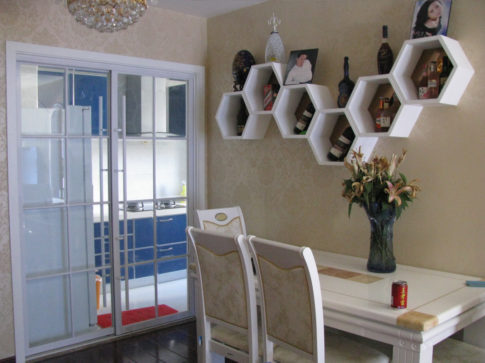 欧式家居餐厅墙面装饰图片装修效果图