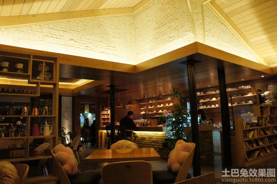 家居图库 美式咖啡店装修效果图 > 第2张图片