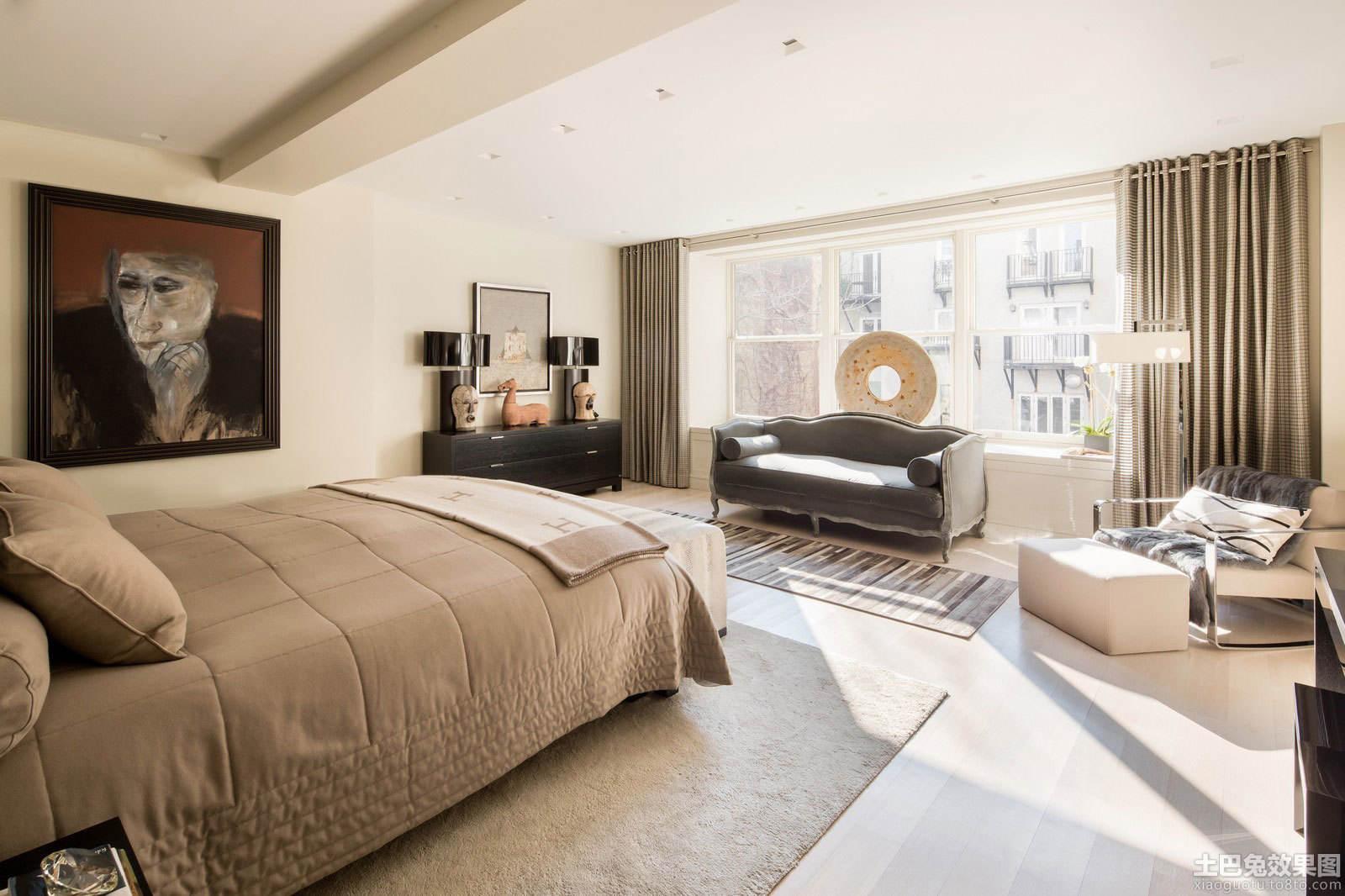 现代创意卧室装修风格_第8张 - 九正家居装修效果图