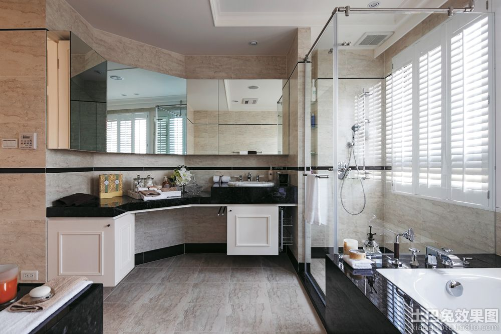厨房厕所设计效果图