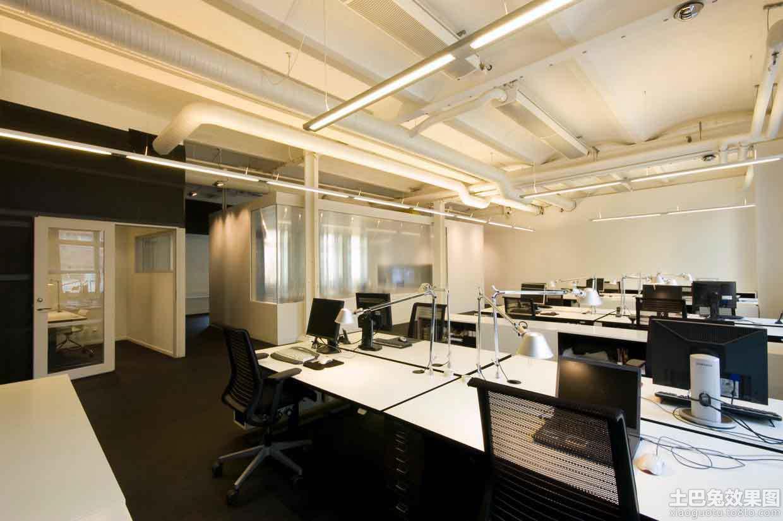 国外办公室设计效果图欣赏装修效果图
