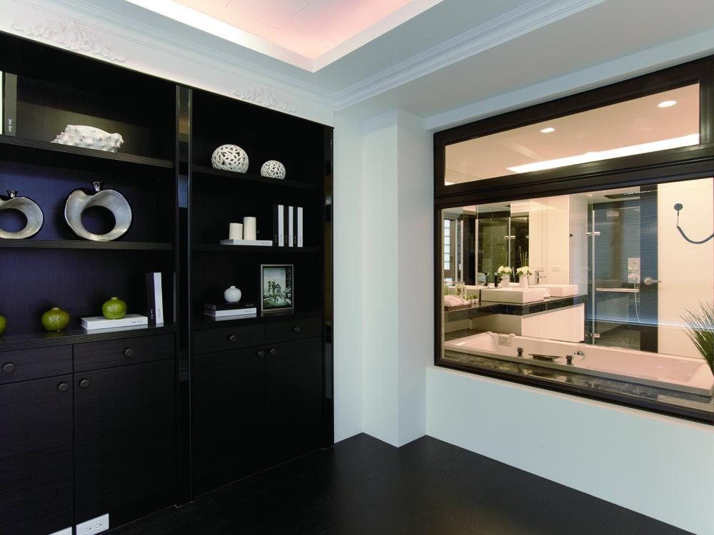 后现代卧室实木柜子设计装修效果图_第4张 - 家居图库