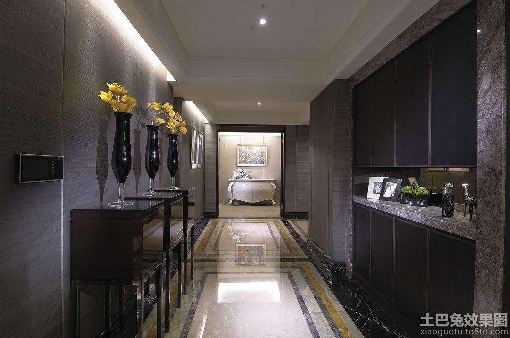 家庭走廊室内地板砖装修图片装修效果图 第1张 家居图库 九正家居网 -高清图片