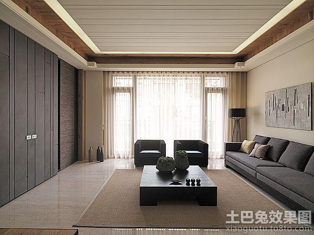 现代简装客厅装修设计装修效果图 第3张 家居图库 九正家高清图片