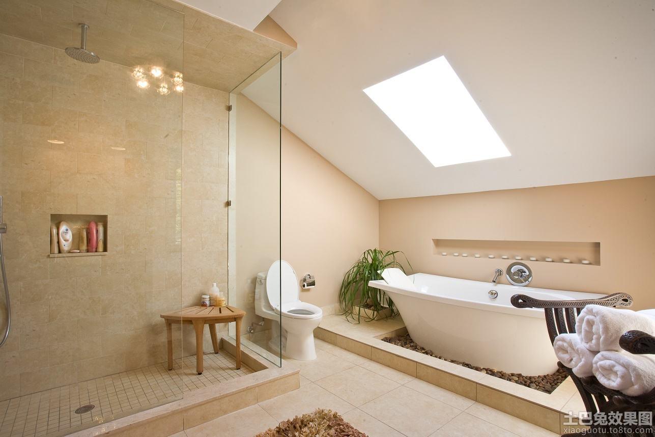 大浴室装修设计图_第8张 - 九正家居装修效果图
