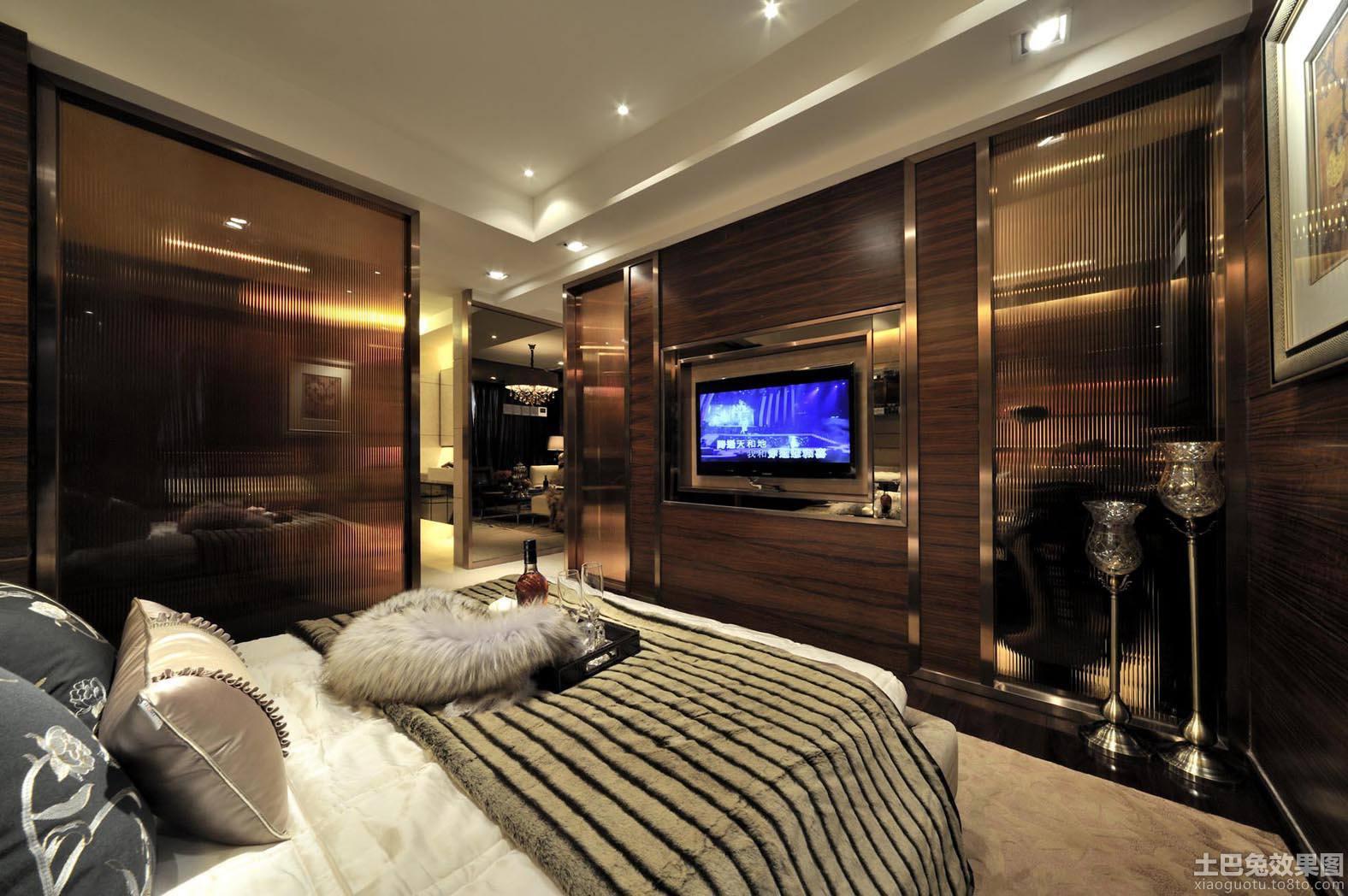 后现代风格卧室装修效果图片大全装修效果图