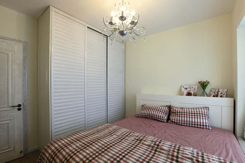 简约风格室内两室两厅小卧室装修效果图装修效果图 第5张 高清图片