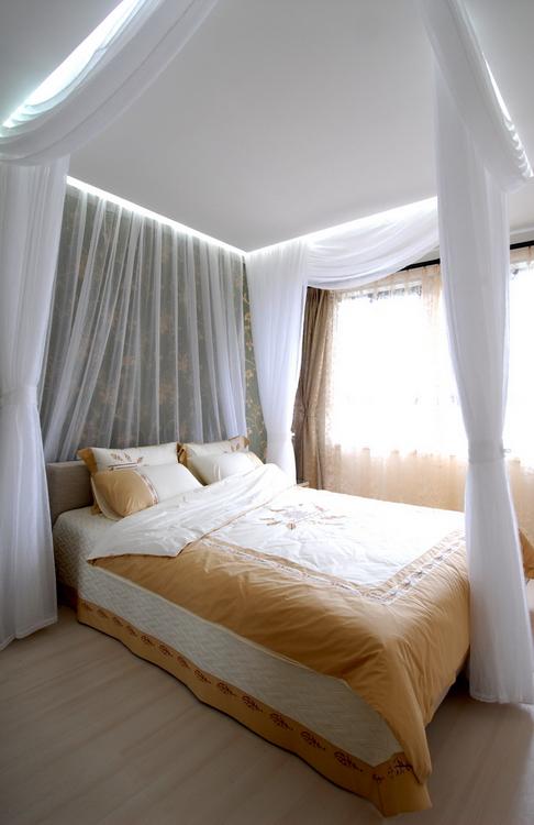 现代风格卧室设计图欣赏装修效果图