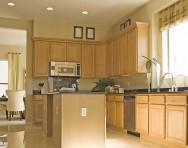 西式厨房装修效果图三