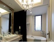 卫生间装修效果图大全2012图片 卫生间窗帘效果图