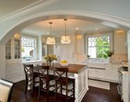 四室两厅两卫客厅装修效果图  2012客厅吊顶装修效果图