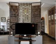 最新现代简约客厅装修效果图大全2013图欣赏