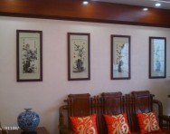 客厅液晶电视墙效果图欣赏