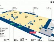 展区展厅平面图