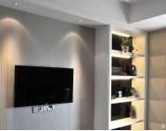 客厅壁纸电视?#23576;?#22681;装修效果图大全