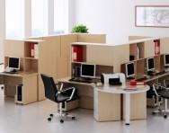小办公室装修设计效果图大全
