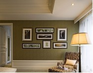 室内照片墙设计图