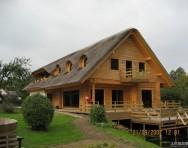 木结构房屋设计