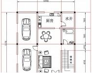 两层半农村自建房设计图