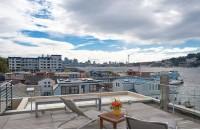 现代露天阳台装修效果图