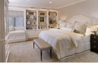 简约主卧室装修效果图大全 简约卧室装修设计装修效果图