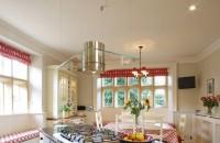 欧式厨房吧台装修设计图片