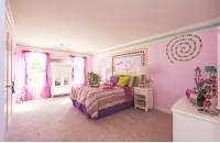 粉色主卧室装修效果图大全