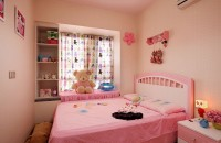 女儿童房装修效果图大全