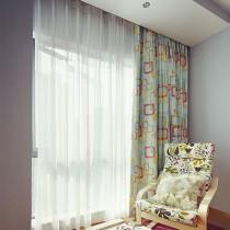 窗帘装修效果图46113