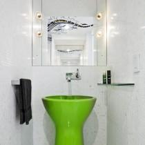 洗手台装修效果图2062