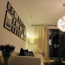 客厅装修效果图434