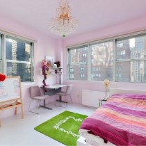 时尚二居室温馨客厅隔断装修效果图大全2012图片2